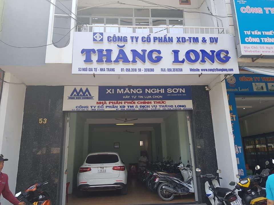 Cty Xây dựng Thăng Long
