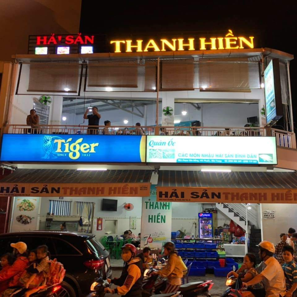Nhà hàng Thanh Hiền