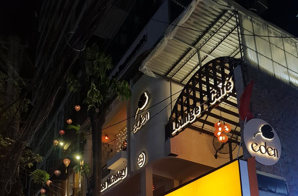 Nhà hàng - cafe Eden